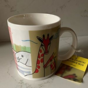Starbucks origin country souvenir mug - Africa